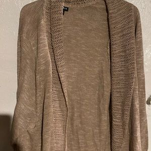 Women's cardigan, Long.